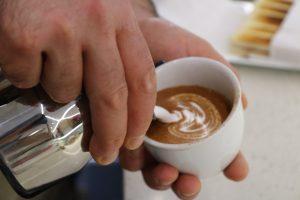 gewaardeerde koffie